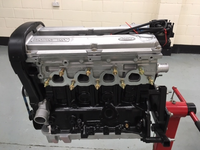 Ford Zetec Race Engine Refresh